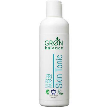 Gron Balance – Skin Tonic odświeżający tonik do twarzy (250 ml)