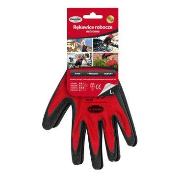 Grosik rękawice robocze ochronne rozmiar L 1 para