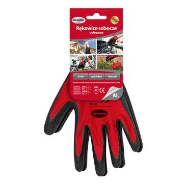 Grosik rękawice robocze ochronne rozmiar M 1 para