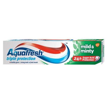 Aquafresh Triple Protection Mild&Minty pasta do zębów (75 ml)