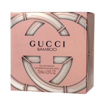 Gucci Bamboo woda toaletowa 75 ml