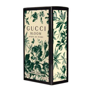 Gucci Bloom Acqua Di Fiori woda toaletowa 50 ml