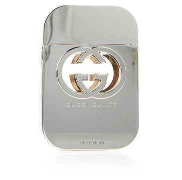 Gucci Guilty Platinum Edition woda toaletowa spray 75 ml
