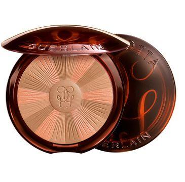Guerlain Terracotta Light The Healthy Glow Powder świetlisty puder brązujący do twarzy 01 Light Warm (10 g)