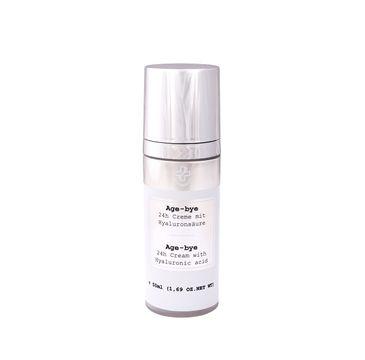 Hagina Age-Bye 24H Cream 24-godzinny krem do twarzy z kwasem hialuronowym (50 ml)