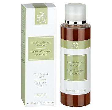Hagina Lime Blossom Shampoo naturalny szampon do włosów z wyciągiem z lipy (200 ml)