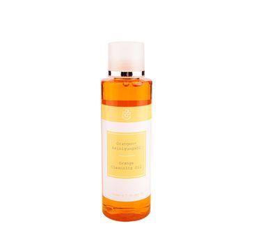 Hagina Orange Cleansing Oil oczyszczający olejek do twarzy z pomarańczą (200 ml)