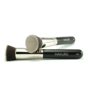 Hakuro – pędzel do makijażu H51 (1szt.)