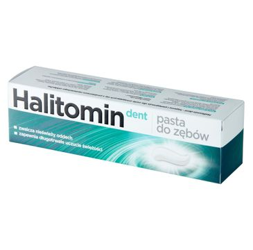 Halitomin – Dent pasta do zębów (75 ml)