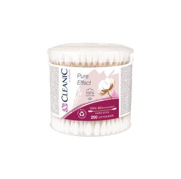 Cleanic Pure Patyczki higieniczne pudełko (200 szt.)
