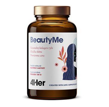 HealthLabs – 4HER BeautyMe naturalny kolagen rybi suplement diety (120 g)