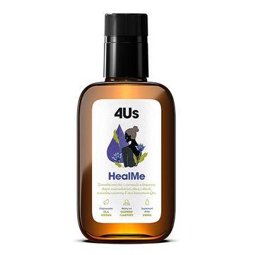 HealthLabs 4US HealMe zimnotłoczony olej z czarnuszki suplement diety (250 ml)