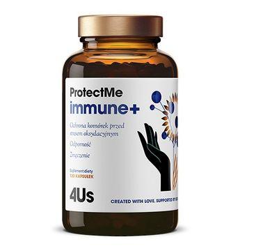HealthLabs 4US ProtectMe Immune+ wsparcie prawidłowego funkcjonowania układu odpornościowego suplement diety (120 kaps.)