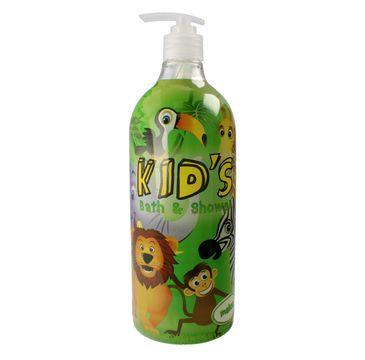 Hegron Kid's płyn do kąpieli i żel pod prysznic 2w1 Melon 1000 ml