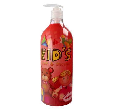 Hegron Kid's płyn do kąpieli i żel pod prysznic 2w1 Cherry 1000 ml
