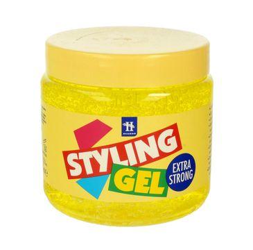 Hegron Styling Extra Strong żel do modelowania włosów 1000 ml