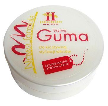 Hegron Styling guma do kreatywnej stylizacji włosów 100 ml