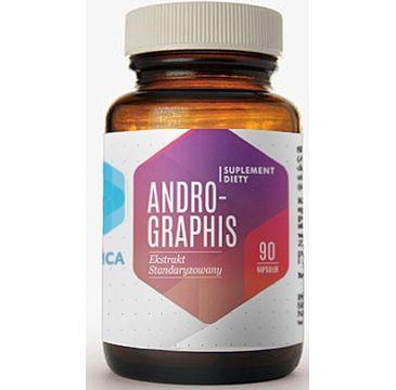 Hepatica Andrographis suplement diety 90 kapsułek