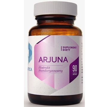 Hepatica Arjuna suplement diety 90 kapsułek