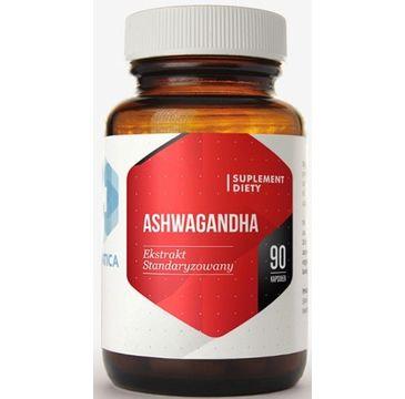 Hepatica Ashwagandha suplement diety 90 kapsułek