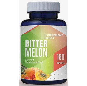 Hepatica Biter Melon suplement diety 180 kapsułek