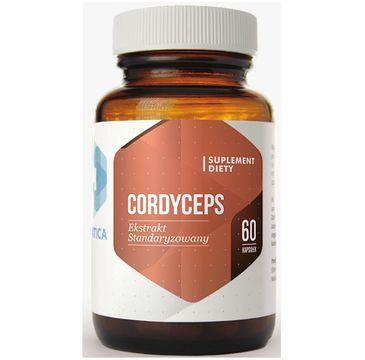 Hepatica Cordyceps suplement diety 60 kapsułek