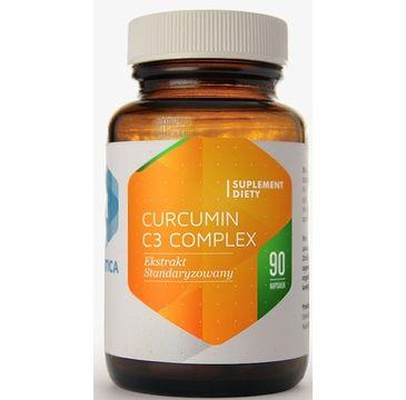 Hepatica Curcumin C3 Complex suplement diety 90 kapsułek