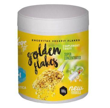 Hepatica Golden Flakes płatki drożdżowe suplement diety 100g