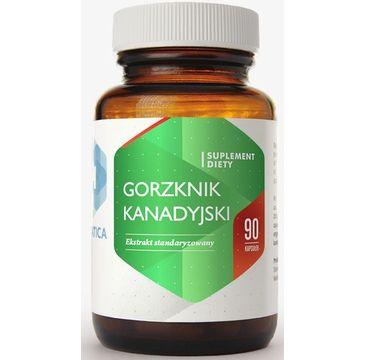 Hepatica Gorzknik Kanadyjski suplement diety 90 kapsułek