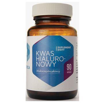 Hepatica Kwas Hialuronowy suplement diety 90 kapsułek