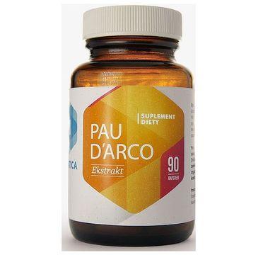Hepatica Pau Darco suplement diety 90 kapsułek