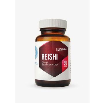 Hepatica Reishi suplement diety 90 kapsułek