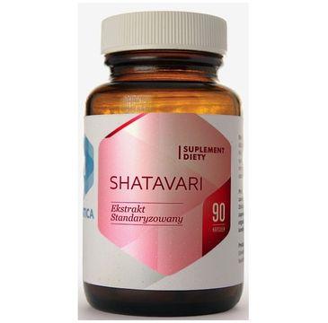 Hepatica Shatavari suplement diety 90 kapsułek