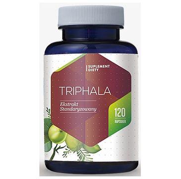 Hepatica Triphala suplement diety 120 kapsułek