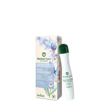 Herbal Care Irys Syberyjski krem roll-on pod oczy przeciwzmarszczkowy 15 ml