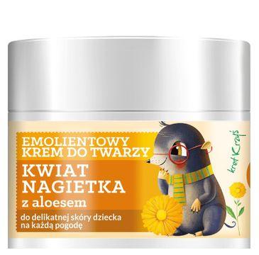 Herbal Care – Kids Emolientowy Krem do twarzy (50 ml)
