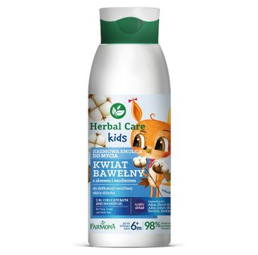 Herbal Care – Kids Emulsja do mycia (400 ml)