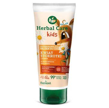 Herbal Care –  Kids Ultranawilżający balsam do ciała (200 ml)