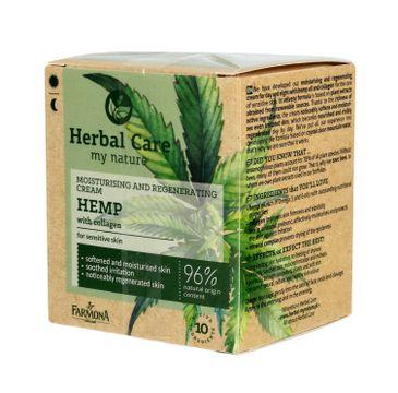 Herbal Care – nawilżający krem do twarzy (50 ml)
