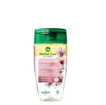 Herbal Care Olejkowy płyn dwufazowy do demakijażu oczu Kwiat Migdałowca 125 ml