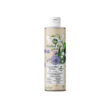 Herbal Care Spa Regenerująca Kąpiel borowinowa z olejkiem sosnowym Tatrzańska Dolina (400 ml)
