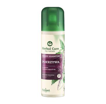 Herbal Care szampon suchy do włosów przetłuszczających się pokrzywa 150 ml