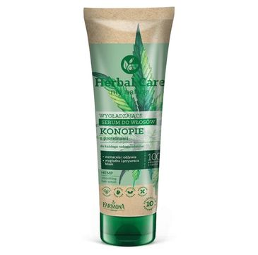 Herbal Care – wygładzające serum do włosów (100 ml)