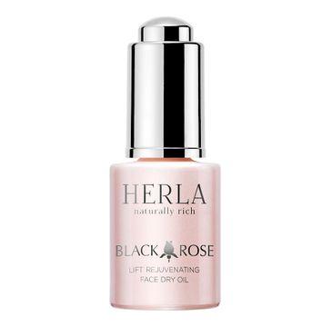 Herla Black Rose odmładzający suchy olejek liftingujący do twarzy 15ml