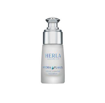 Herla Hydra Plants intensywnie nawilżające serum do twarzy 30ml