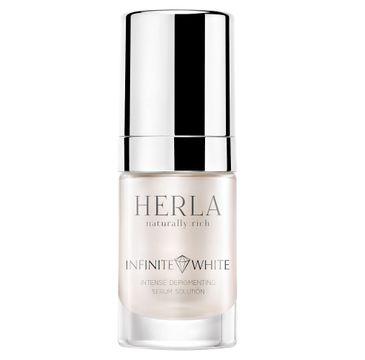 Herla Infinite White intensywne serum depigmentacyjne 15ml