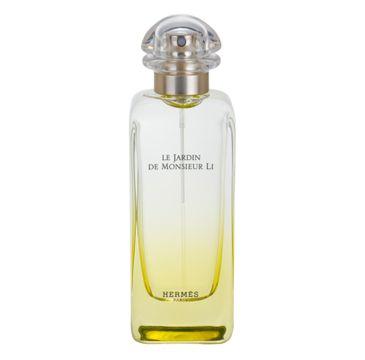 Hermes Le Jardin de Monsieur Li woda toaletowa spray 100 ml