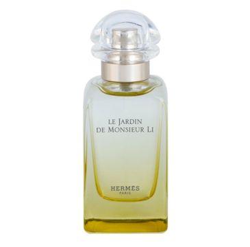 Hermes Le Jardin de Monsieur Li woda toaletowa spray 50 ml
