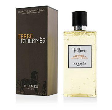 Hermes Terre D' hermes Gel Douche Corps et Cheveux perfumowany żel pod prysznic 200ml