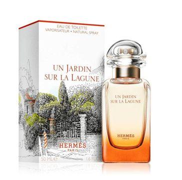 Hermes Un Jardin Sur La Lagune woda toaletowa spray (50 ml)